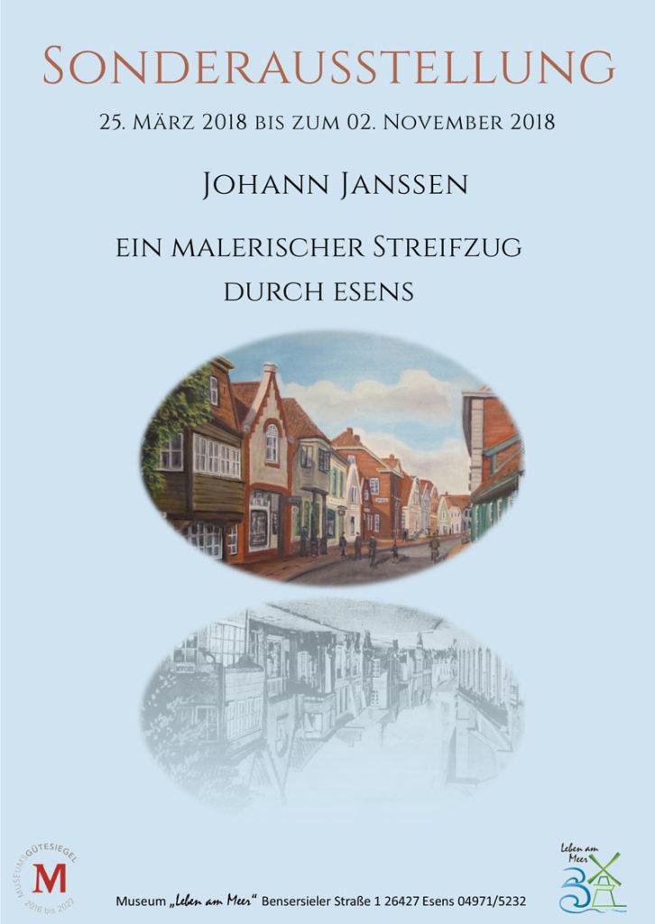 Sonderausstellung Johann Janssen